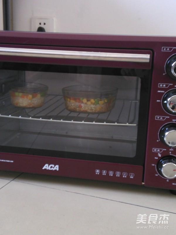 腊肠烤饭怎么煮