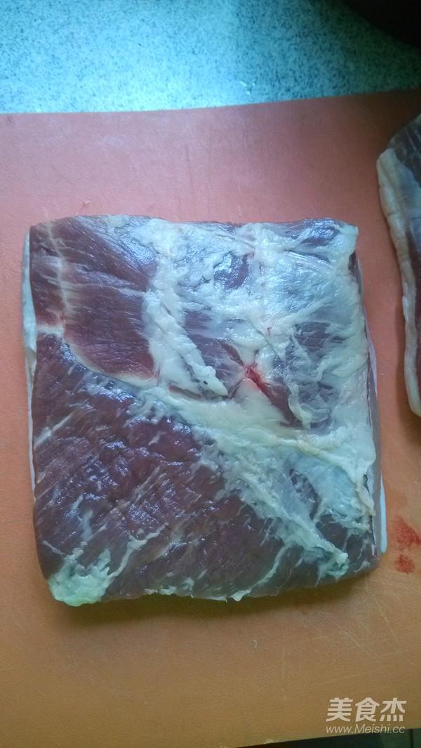 东坡肉粽子的做法大全