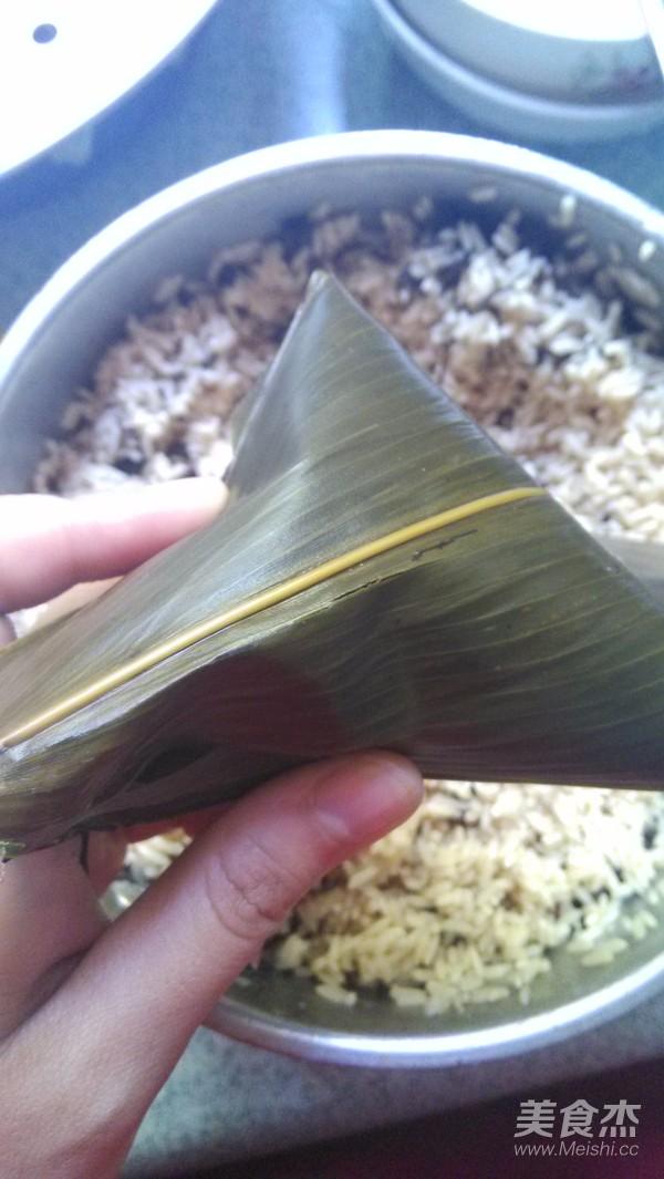 东坡肉粽子怎样做