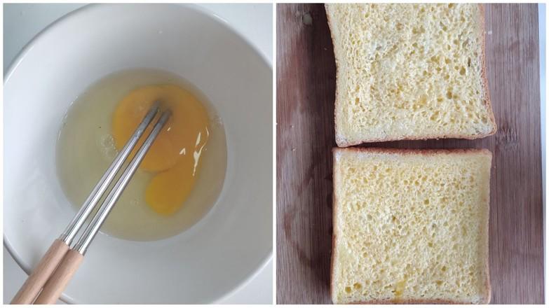 【完美早餐】三明治+水蒸蛋的做法大全