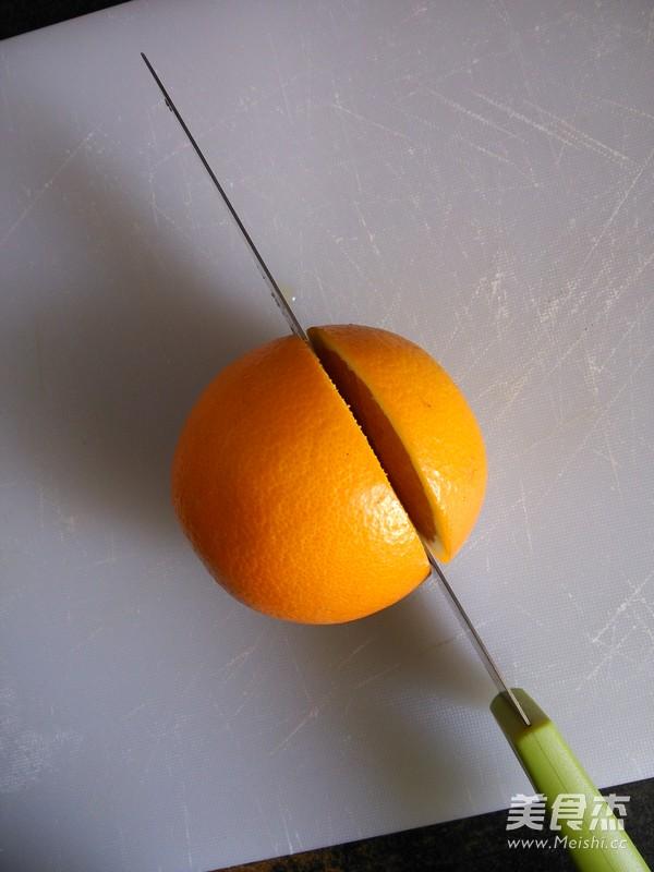 橙香燕窝的简单做法
