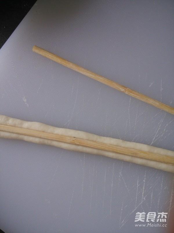 枣花馒头的简单做法