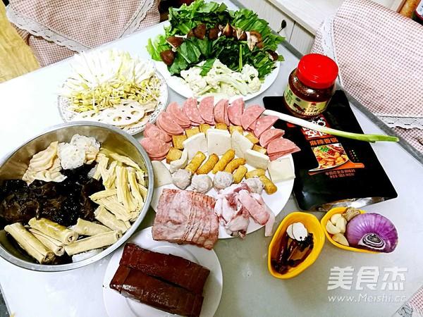 家常麻辣香锅的做法大全