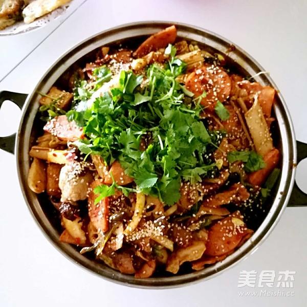 家常麻辣香锅怎样煮