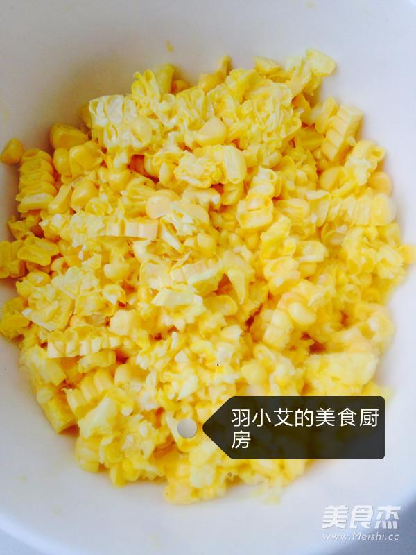 玉米羹的做法图解