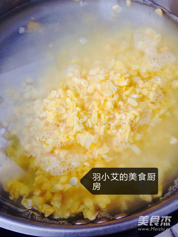 玉米羹的家常做法