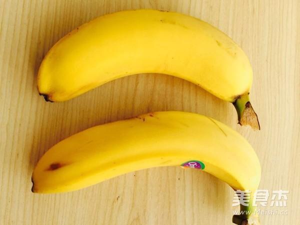 烤香蕉片的做法大全