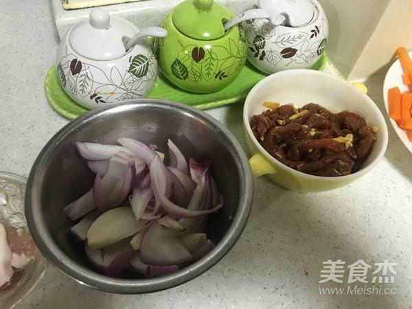 韩式牛肉拌饭怎么煮