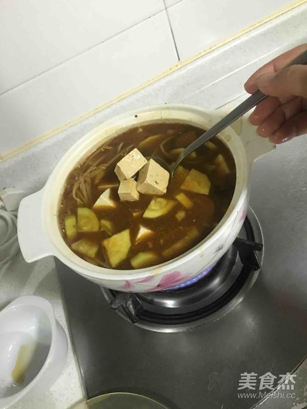 韩国大酱汤怎样炒