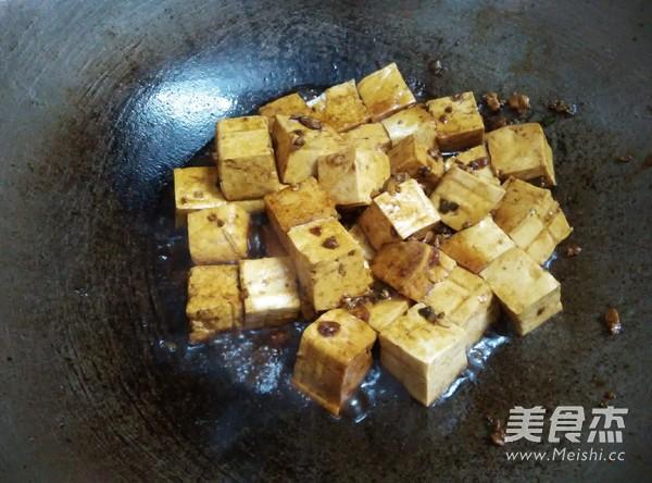 卤水豆腐怎么炒
