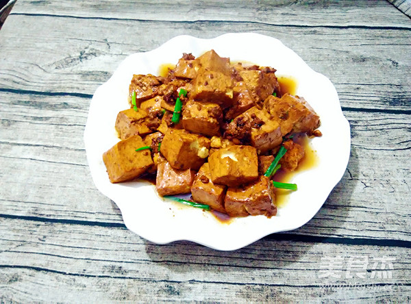 卤水豆腐怎么煸