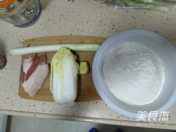 白菜猪肉饺子的做法大全