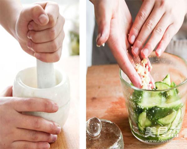 裙带菜拌黄瓜的简单做法