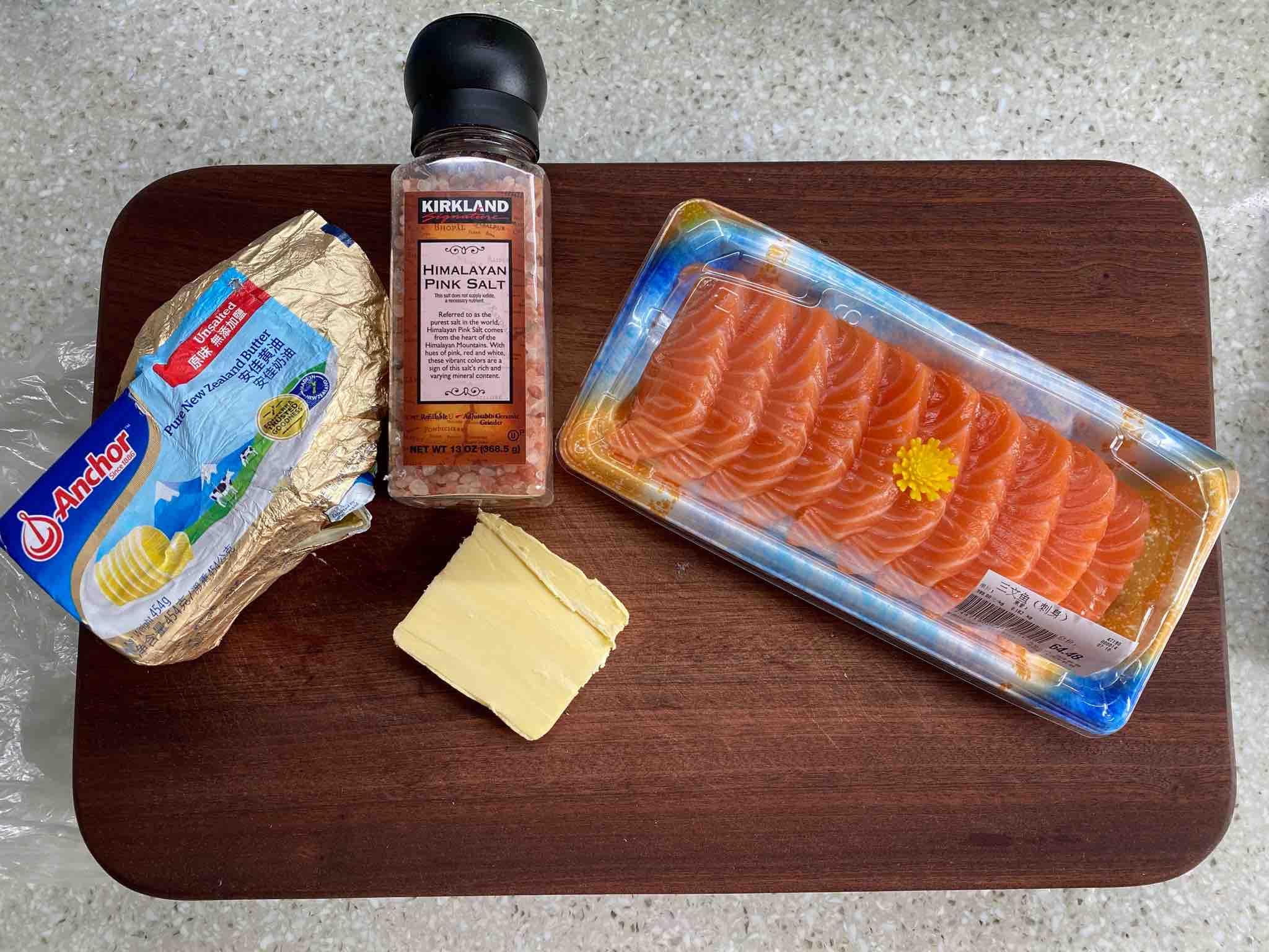 煎三文鱼的做法大全