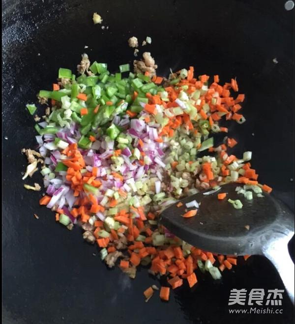 肉酱意粉的简单做法