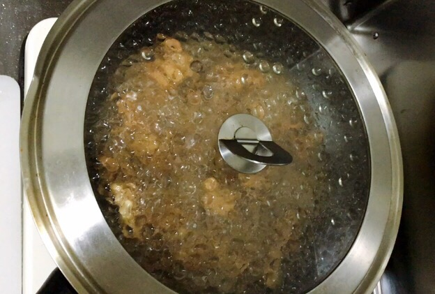 可乐鸡翅根怎样煮