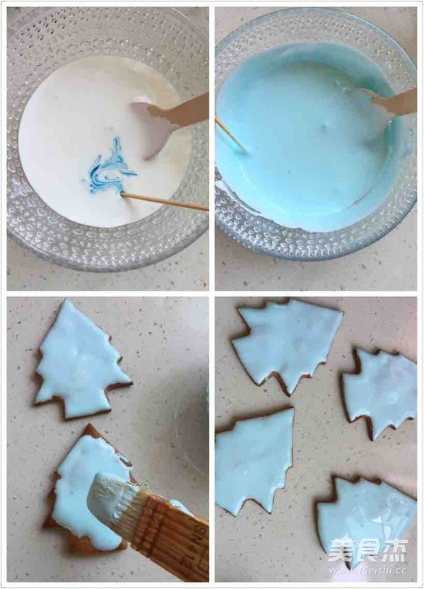 雪地里的树桩蛋糕怎么炖