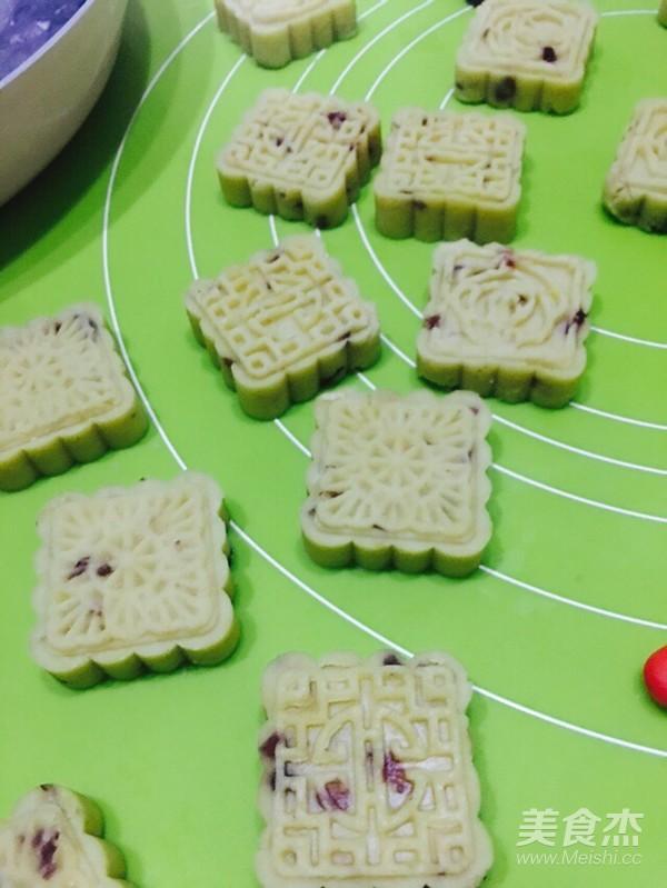 蔓越梅绿豆糕怎么吃
