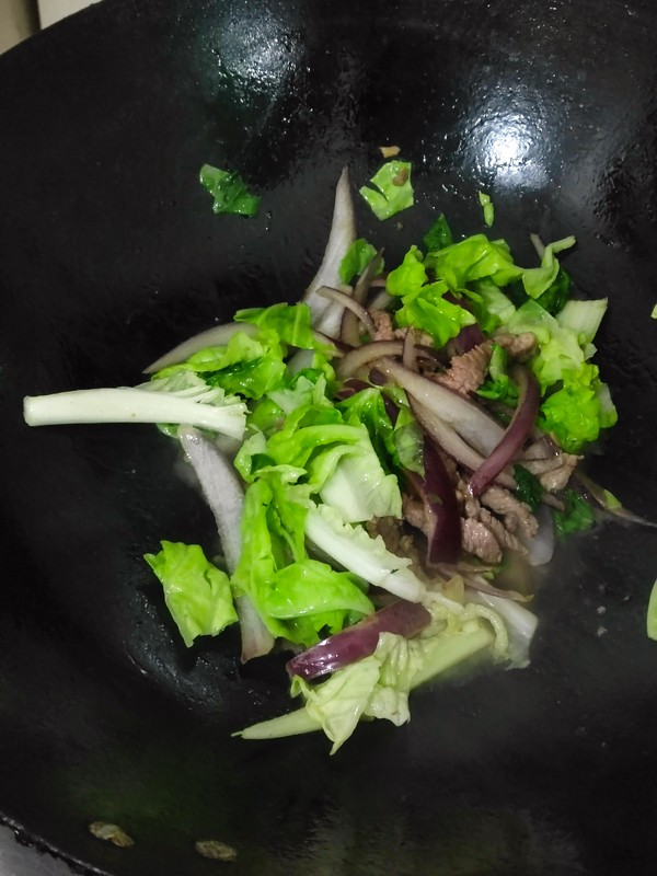 辣白菜肉丝年糕汤怎么做