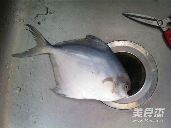 葱油鲳鱼的做法大全