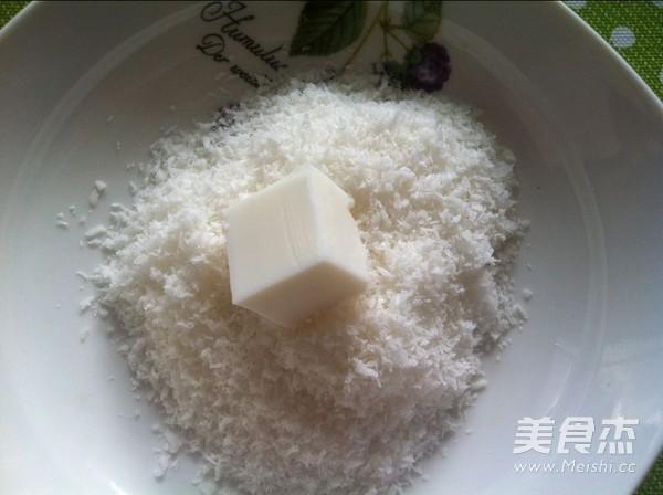 椰奶小方块怎么炒