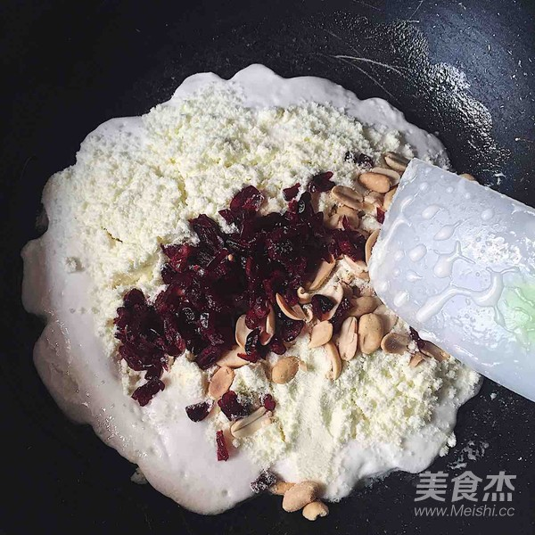 自制牛轧糖的简单做法