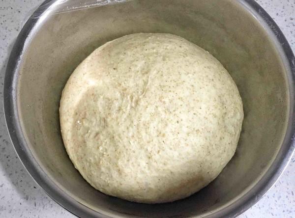 燕麦吐司面包怎么做