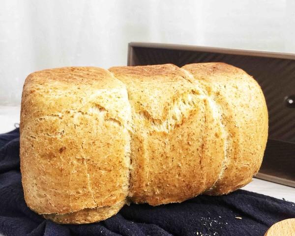 燕麦吐司面包怎么煸