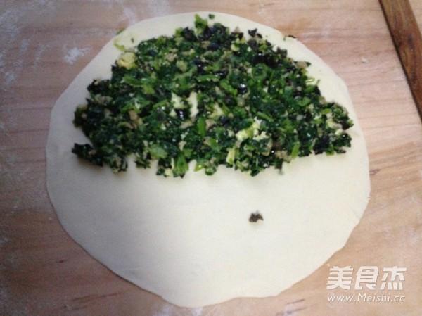 菠菜馅饼怎么做