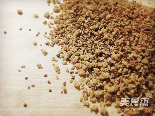 炒大米的家常做法