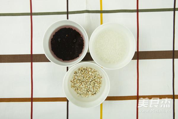 三米桂圆粥的做法图解