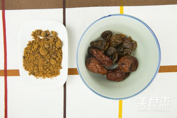 三米桂圆粥的家常做法