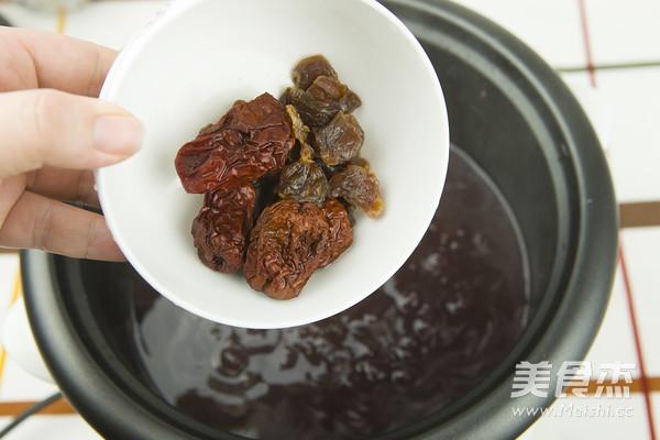 三米桂圆粥怎么吃