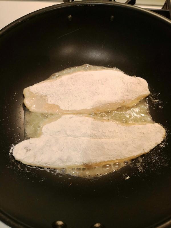 蒜香鳕鱼怎么吃