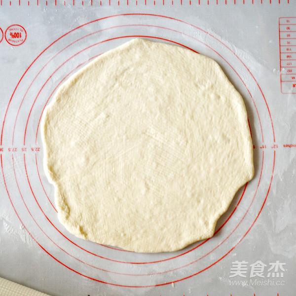 丘比-香辣鸡肉pizza的制作方法