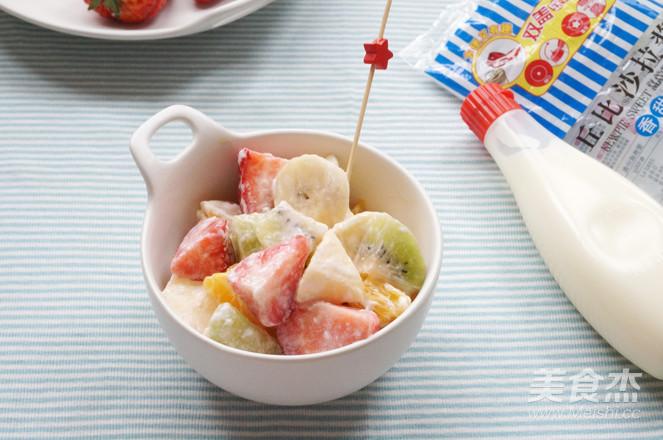 丘比-水果沙拉成品图