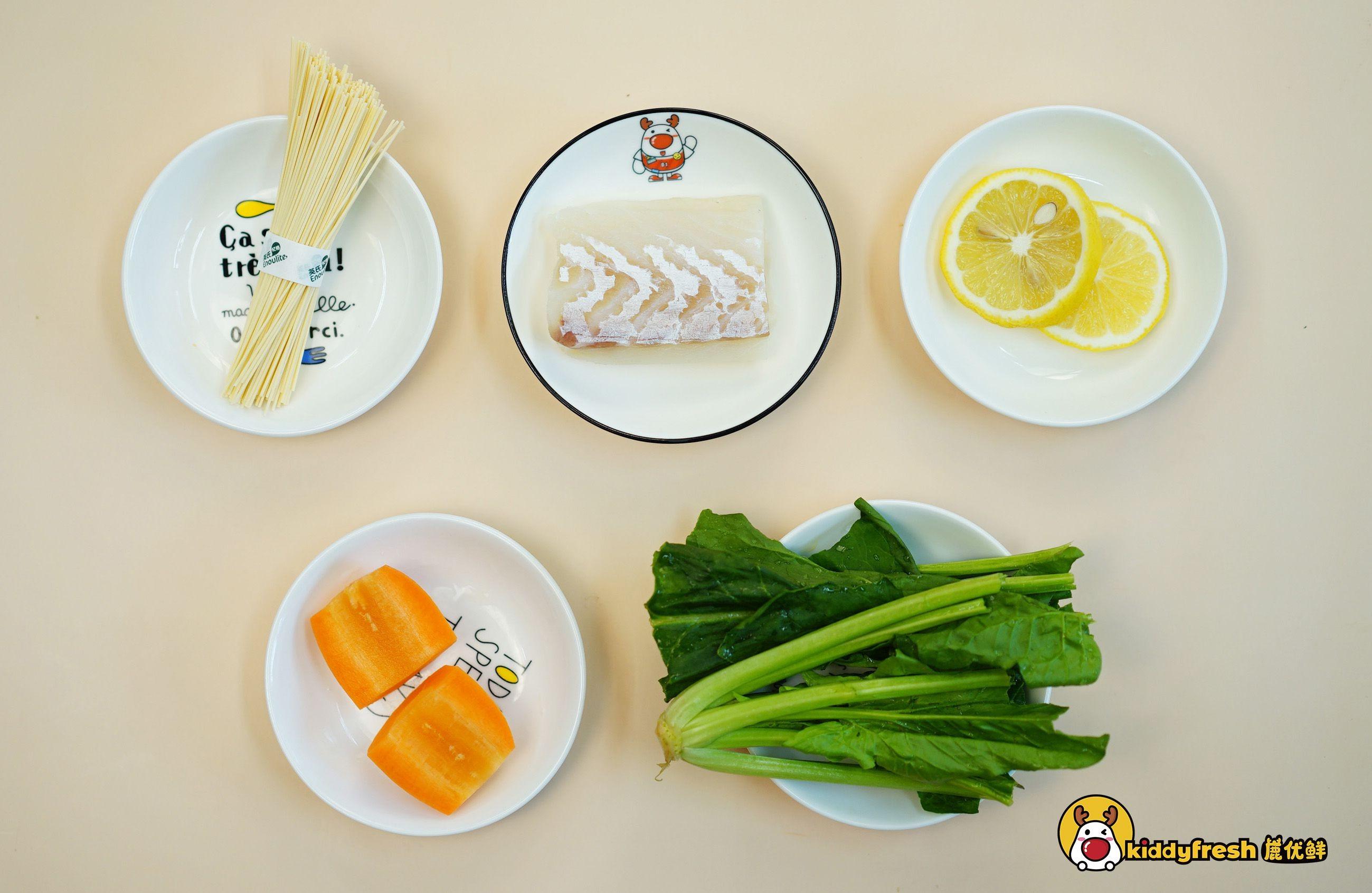 鳕鱼青菜炒面的做法大全
