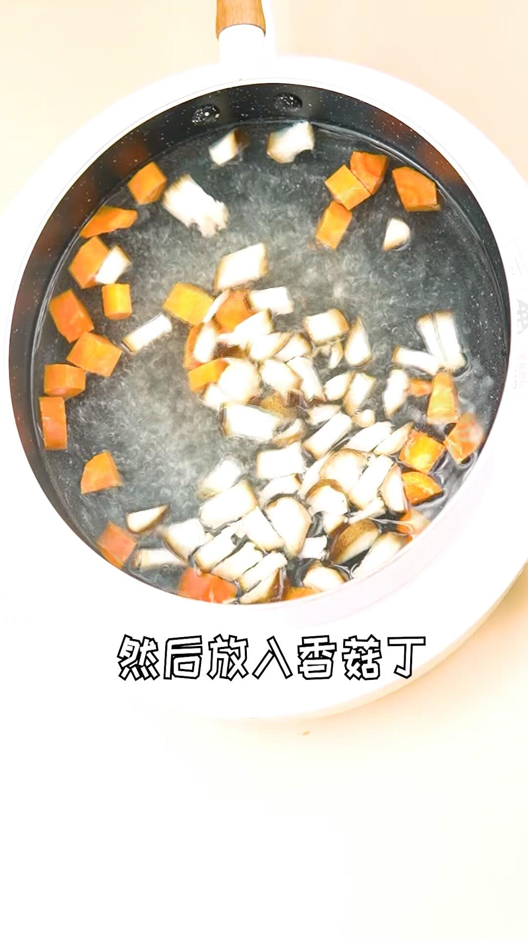 香菇胡萝卜炖牛腩怎么煮