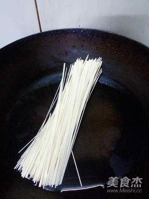 红酸汤煮挂面的做法图解