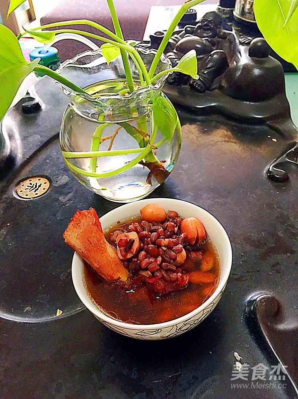 赤小豆骨头汤怎样做