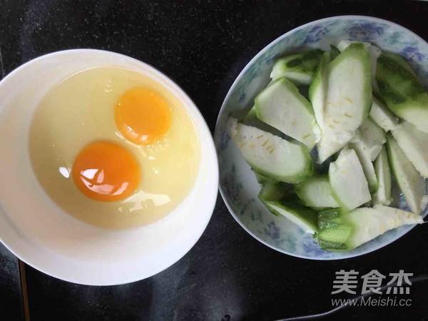 清润补水~丝瓜鸡蛋汤的做法大全