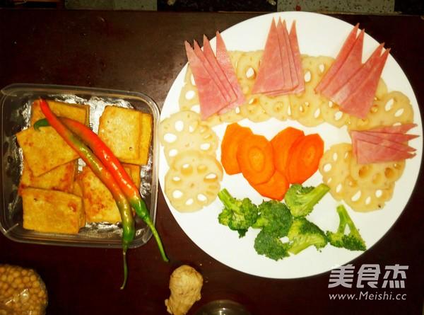 XO酱烧豆腐-新式餐饮的步骤