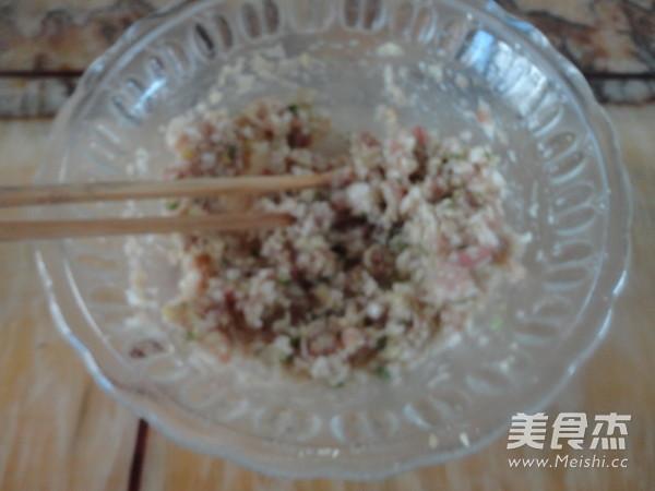 猪肉白菜蒸饺的做法大全