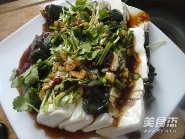 皮蛋豆腐的简单做法