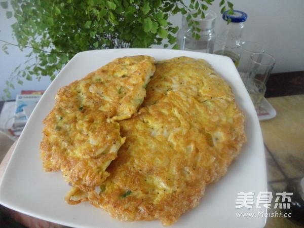 雪虾炒鸡蛋怎么煮