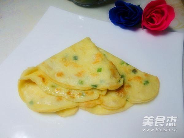 韭菜鸡蛋饼怎么炒