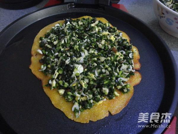 韭菜糊饼怎么做