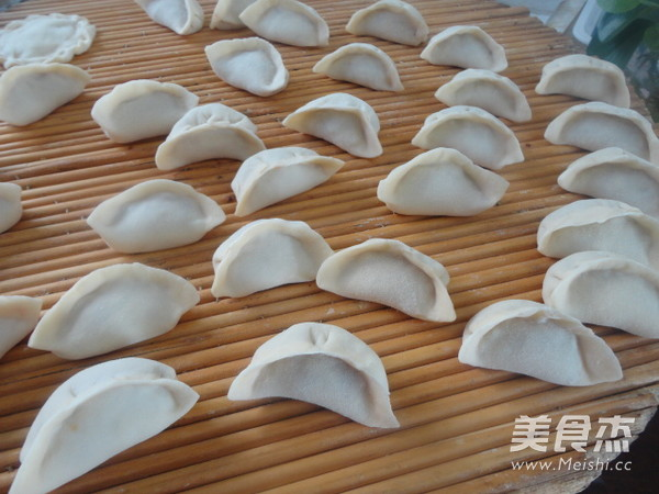煮饺子怎么煸