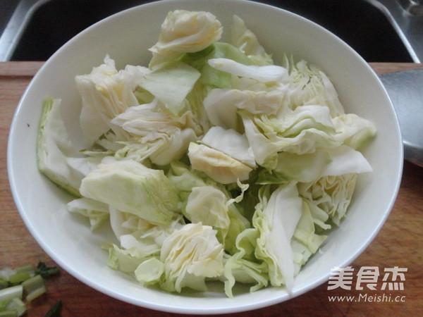 西红柿素炒洋白菜的做法大全