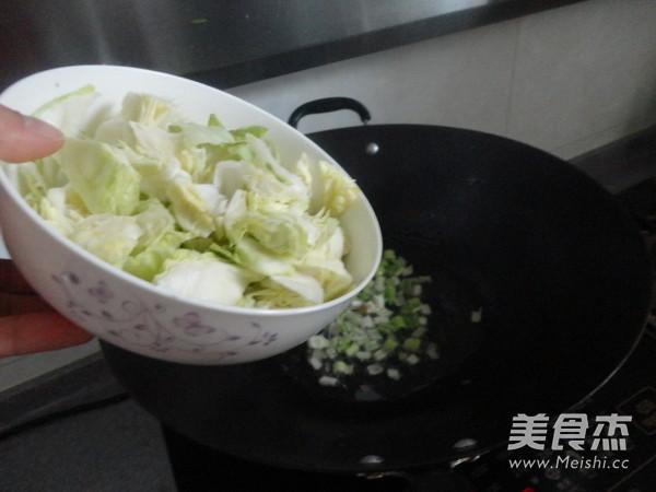 西红柿素炒洋白菜怎么吃